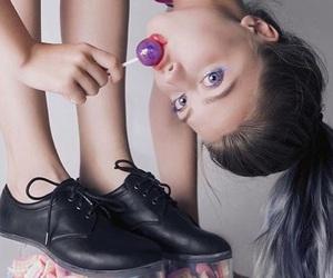 girl and sugar image