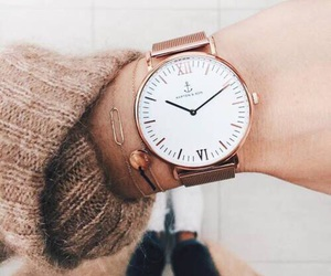 rose and watch image