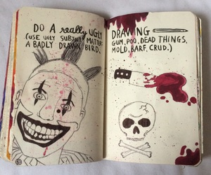 idea, wreck this journal, and ahs image