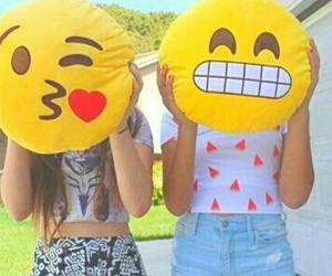 emoji, emojis, and friends image
