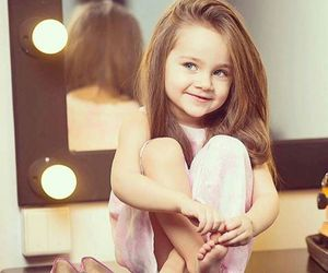 baby, beauty, and child image