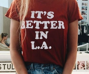 fashion, la, and outfit image
