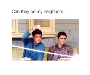 zac efron, neighbors, and dave franco image