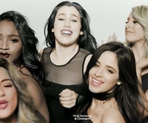 fifth harmony, ally brooke, and camila cabello image