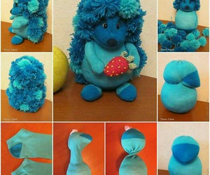diy, plush, and pompom image