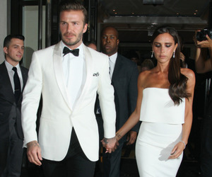 victoria beckham, couple, and David Beckham image