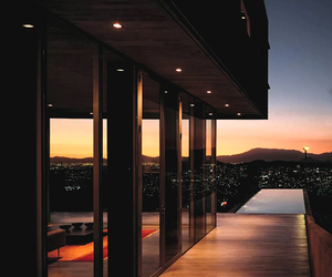 home, lights, and luxury image
