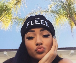 girl and fleek image