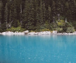 blue, canada, and Dream image