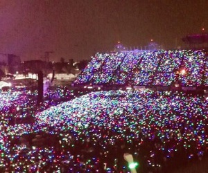 coldplay and mexico image