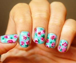 cool, floral, and flowers image