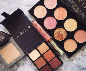 beauty, brown, and chanel image