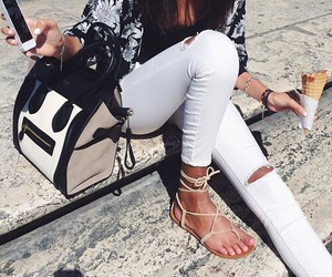 style, fashion, and celine image