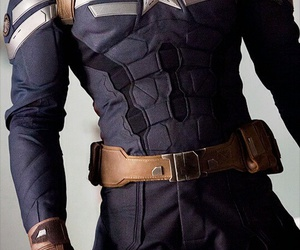 captain america, chris evans, and steve rogers image