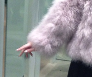 style, fashion, and fur image