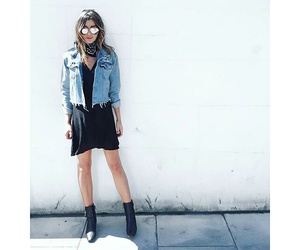 beautiful, boots, and denim image
