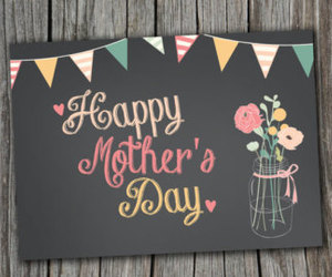 feliz dia de las madres and happy mother´s day image