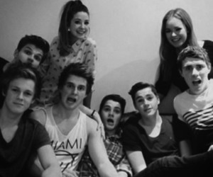 zoella, youtubers, and marcus butler image