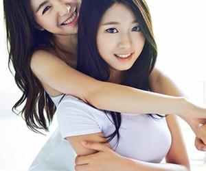 kpop, mina, and seolhyun image