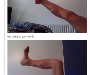 foot, posts, and weird image
