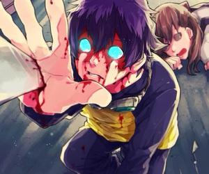 anime, protect, and kekkai+sensen+ image
