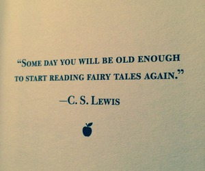 quote, book, and fairy tale image