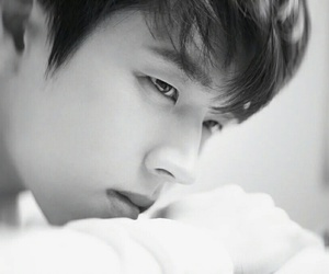 infinite, woohyun, and kpop image