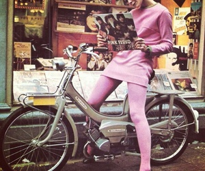 60s, Pink Floyd, and retro image