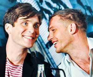 tom hardy and cillian murphy image