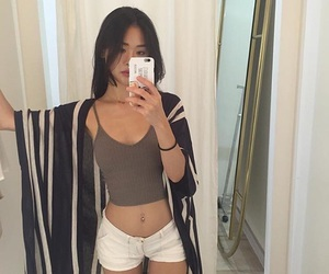 asian, fashion, and pale image