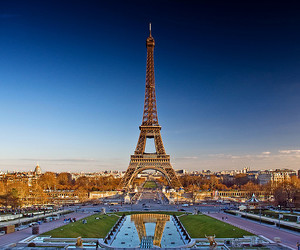 france, landscape, and paris image
