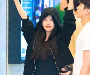 kpop, iu, and jieun image