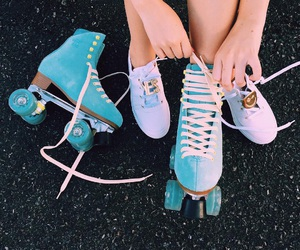 blue, summer, and tumblr image