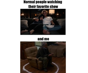 funny, OMG, and winchester image