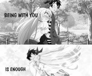 anime and nisekoi image