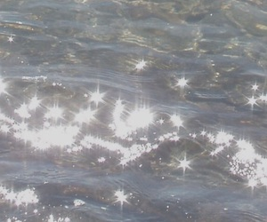 fairy, sparkle, and water image