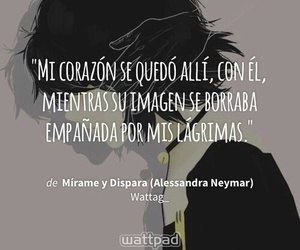 books, mirame y dispara, and alessandra neymar image