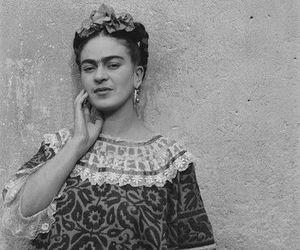 frida kahlo, art, and artist image