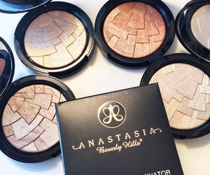 makeup, anastasia, and beauty image
