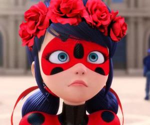ladybug, miraculous ladybug, and marinette image