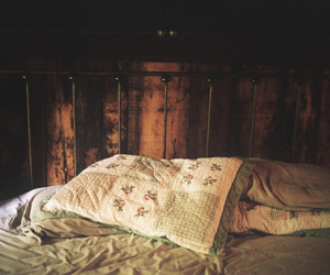 vintage, bedroom, and home image