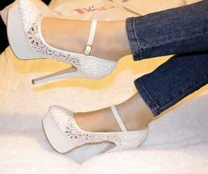 fashion, heel, and shoes image