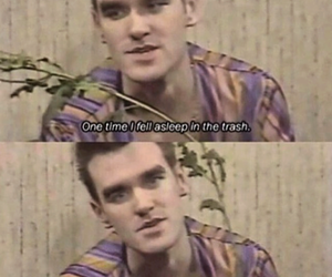 morrissey, the smiths, and 80s image