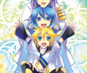 kaito, anime, and vocaloid image