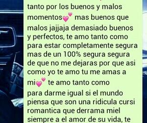 amor, chat, and novio image