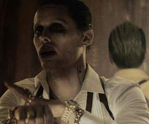 jared leto and suicide squad image