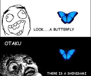 Otaku, shinigami, and anime image