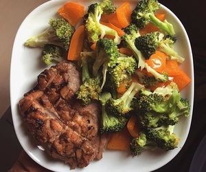 food, healthy, and healthy eating image