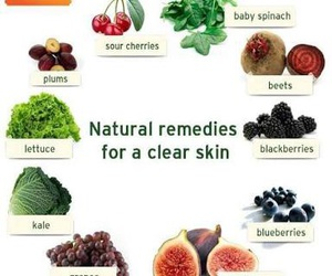 health, skin, and clear image