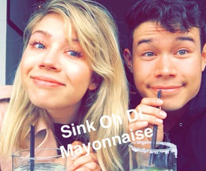 colton, goals, and jennette image